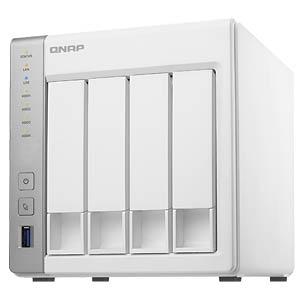 NAS-Server Leergehäuse QNAP TS-431P