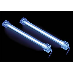 Revoltec cold light cathodes, twin set, blue, 100 mm REVOLTEC RM128