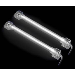 Revoltec cold light cathodes, twin set, white, 100 mm REVOLTEC RM131