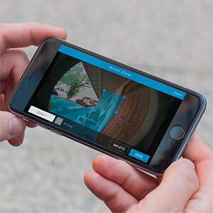 WLAN Video-Türklingel PRO - 4 Farben RING 8VR4P6-0EU0