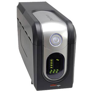ROLINE DesignSecure 525-USV-230 V - 525 VA ROLINE 19.40.1205
