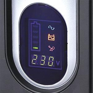 ROLINE DesignSecure 825 UPS, 230 V — 825 VA ROLINE 19.40.1208