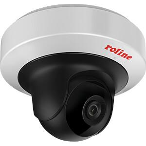 Überwachungskamera, IP, LAN, WLAN, innen, PoE ROLINE 21197311