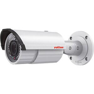 Überwachungskamera, IP, LAN, außen, PoE ROLINE 21197317