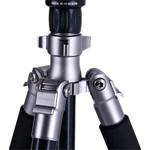 Travel and mini tripod, titanium ROLLEI 20933
