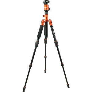 Stativ, Tripod, Reise, orange ROLLEI 20934