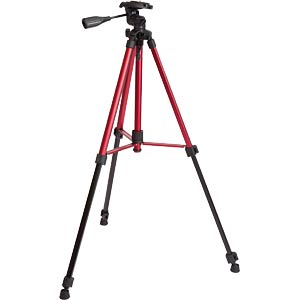 Video tripod, red ROLLEI 20948