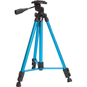 Video tripod, blue ROLLEI 20950