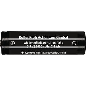 Gimbal, Actioncam, Rollei Profi ROLLEI 22643