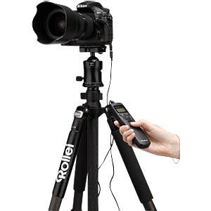 Foto, Digitalkamera, Fernauslöser, Kabel, Canon Kameras ROLLEI 28004