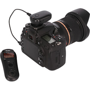 Foto, Digitalkamera, Funk-Fernauslöser, 2.4GHz, Nikon ROLLEI 28008