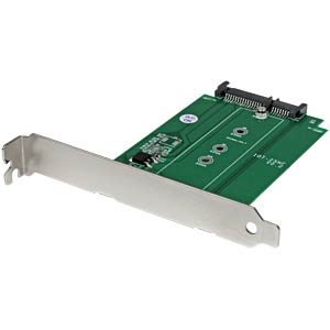 Konverter NGFF M.2 > SATA/SSD STARTECH.COM S32M2NGFFPEX