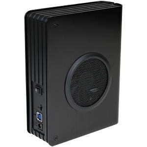 externes 3.5 SATA HDD Gehäuse, USB 3.0, Lüfter STARTECH.COM S3510BMU33B