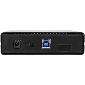 externes 3.5 SATA HDD Gehäuse, USB 3.1 STARTECH.COM S351BU313