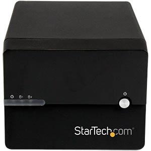 externes 3.5 SATA HDD Gehäuse, USB 3.0 / eSATA, Raid STARTECH.COM S3520BU33ER