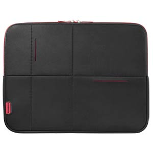 "Notebookhülle 15.6"" sw/rt SAMSONITE 46123-1073"