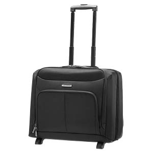 "Notebooktasche mit Rollen 15.6"" sw SAMSONITE 53210-1041"