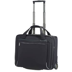 "Notebooktasche mit Rollen 17.3"" sw SAMSONITE 55696-1041"