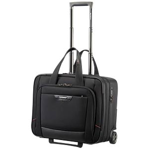 "Notebooktasche mit Rollen 17.3"" sw SAMSONITE 58986-1041"