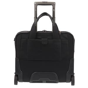 Laptop Bag with Wheels 16,4, black SAMSONITE 58985
