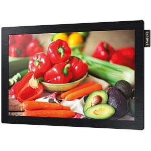 25,6cm - SMART Signage Display - Touch - EEK D SAMSUNG LH10DBEPTGC/EN