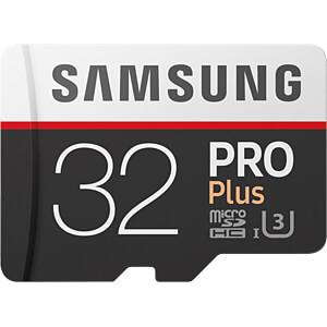 MicroSDHC-Speicherkarte 32GB - Samsung - PRO Plus SAMSUNG MB-MD32GA/EU