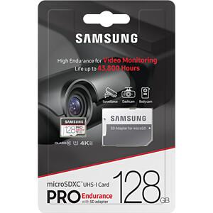 MicroSDXC-Speicherkarte 128GB - Samsung - PRO Endurance SAMSUNG MB-MJ128GA/EU