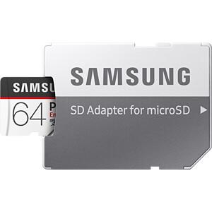MicroSDXC-Speicherkarte 64GB - Samsung - PRO Endurance SAMSUNG MB-MJ64GA/EU