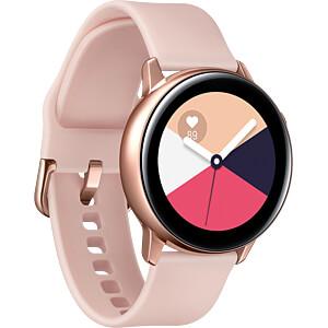 Smartwatch, Samsung Galaxy Watch Active gold SAMSUNG SM-R500NZDADBT