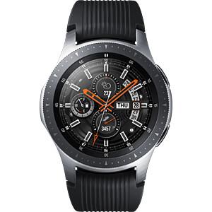 Smartwatch, Samsung Galaxy Watch LTE silber SAMSUNG SM-R805FZSADBT
