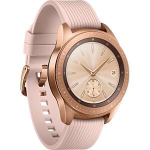 Smartwatch, Samsung Galaxy Watch S LTE gold SAMSUNG SM-R815FZDADBT