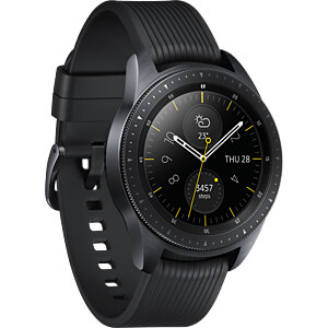 Smartwatch, Samsung Galaxy Watch S LTE black SAMSUNG SM-R815FZKADBT