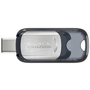 USB3.1-Stick 128GB SanDisk Dual USB Typ C SANDISK SDCZ450-128G-G46