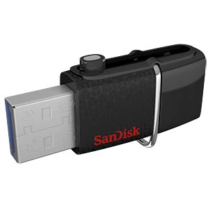 USB3.0 Flash Memory 32GB Ultra Dual SANDISK SDDD2-032G-G46