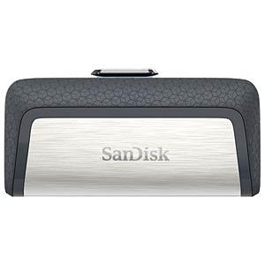 USB-Stick, USB 3.1, 16 GB, Dual USB Typ C SANDISK SDDDC2-016G-G46