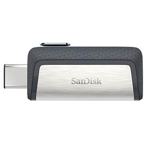 USB3.1 Stick 64GB SanDisk Dual USB Typ C SANDISK SDDDC2-064G-G46