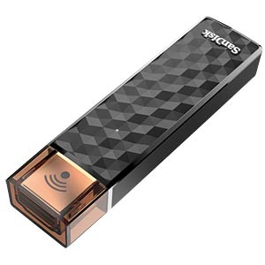 USB2.0 Flash Memory 64GB Connect Wireless SANDISK SDWS4-064G-G46