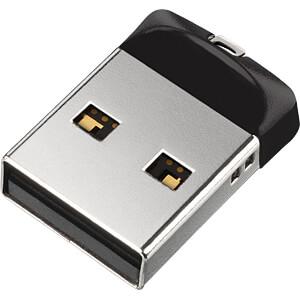 USB 2.0-Stick 16GB SanDisk Cruzer fit SANDISK SDCZ33-016G-G35