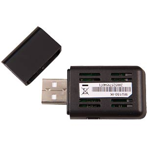 Wireless LAN USB adapter 300 Mbps SEMPRE WU300-2