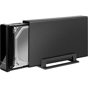 External 8.9-cm (3.5) enclosure SATA HDD/ DIE, USB 2.0 SHARKOON 4044951016303