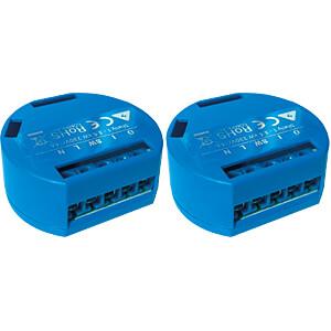 Shelly 1 Wi-Fi WLAN Schaltaktor 16 A, 2 Stück SHELLY SHELLY 1 BUNDLE