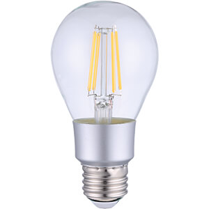 SHELLY VA60 - Shelly VINTAGE E27 Wi-Fi WLAN Lampe,dimmbar