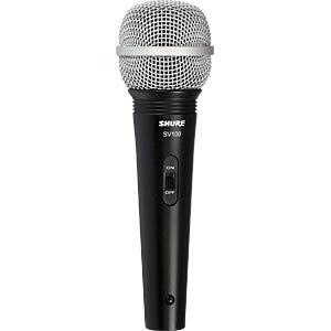 SHURE SV100 - Gesangsmikrofon mit Nieren-Richtcharakteristik
