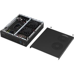 Barebone PC, XPC slim DH110SE SHUTTLE PIB-DH110SE001