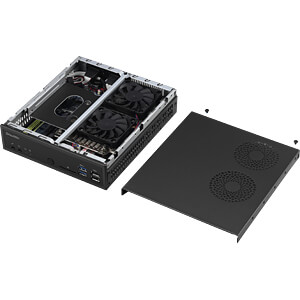 Barebone PC, XPC slim DH110 SHUTTLE DH110