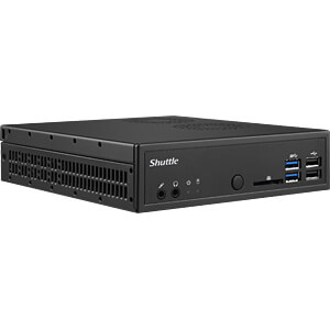 Barebone PC, XPC slim DH110 SHUTTLE DH110