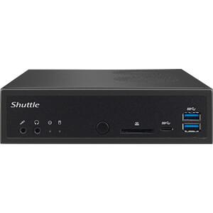 Barebone PC, XPC slim DH270 SHUTTLE PIB-DH270001