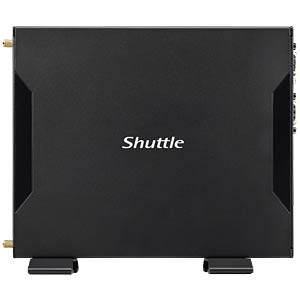 Shuttle 1,3 L Slim-PC Barebone mit Intel i3-6100U SHUTTLE PEB-DS67U301