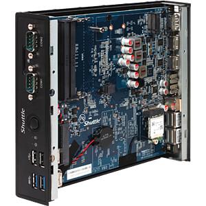 Barebone PC, XPC slim DS77U5 SHUTTLE PEB-DS77U501