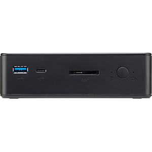 Barebone PC, XPC nano NC03U3 SHUTTLE PFB-NC03U301